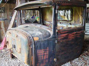 1931 Ford Model A 82 B Truck Cab Hood 1930 31 Rat Rod Hot Rod 1932 Deuce