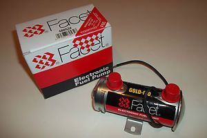 Facet 'Red Top' Electric Fuel Pump Race Rally Kit Car