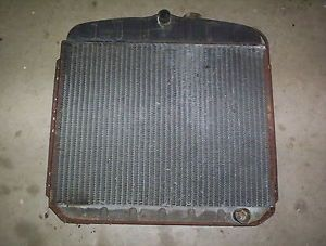 1953 1954 Chevrolet Car Truck Harrison Radiator Core Cooling System 3128876