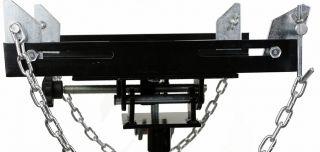 1 2 Ton Transmission Jack Adapter Capacity Transform Automotive Floor Jack Trans
