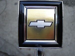 88 87 86 85 84 83 81 91 Blazer K 5 Silverado Suburban Truck Hood Ornament Emblem