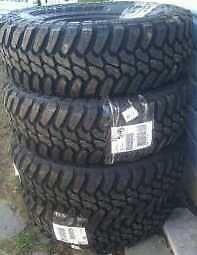 285 75R16 Mud Tires New Thunderer M T x Treme