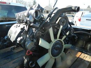 Dodge Sprinter Mercedes Freightliner Engine 2 7 Liter Diesel 2002 2003