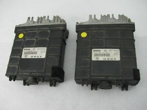 TDI Engine Computers ECU ECM for Parts or Repair VW Passat B4 96 97 028906021BK