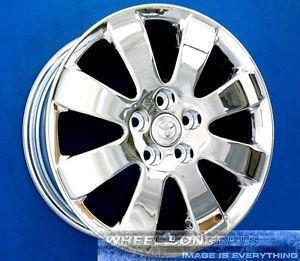 Toyota Camry Avalon 17 inch Chrome Wheels Exchange New