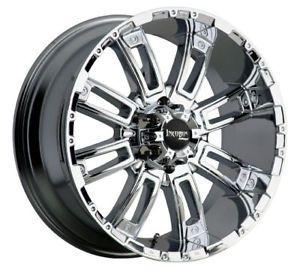 Avalanche Chrome Rims: Wheels, Tires & Parts