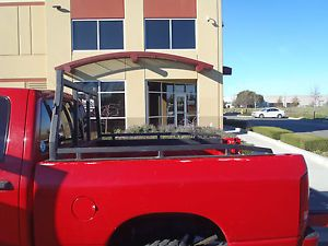 Headache Truck Rack Dodge Chevy Ford GMC It Utility Rack Lumber Pipe Tool Ladder