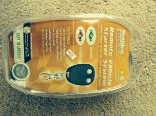 Bull Dog Remote Car Starter Kit