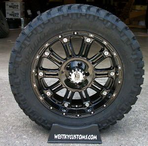 33 Nitto Trail Grappler Tires