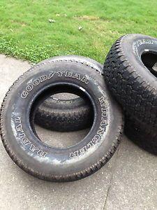 Goodyear Wrangler Radial 235 75r15 Tire
