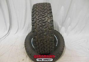 2 Used 315 75 16 BFG All Terrain T A KO Tires 75R R16