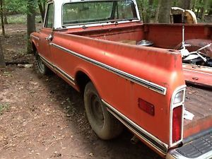 67 72 Chevy Truck Bed