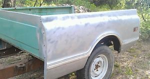 1967 1968 67 68 69 70 71 72 Chevy Chevrolet Truck Short Fleetside Bed C10