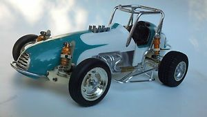 Classic 1960s Sprint Car Vintage RC10 Tamiya Rough Rider Tires Michaelplatypuss1