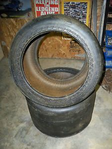 "Hoosier Tire Liners 16"" Nitro Funny Car Dragster Top Fuel Alcohol"