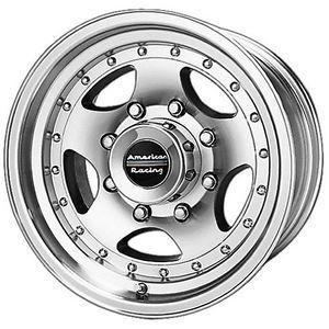 15 inch American Racing Wheels Rims 5x4 75 5x120 65 Chevy S10 Blazer GMC Sonoma