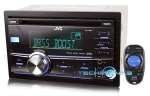 JVC KW R500 2yr WARNTY Car Stereo Radio CD MP3 iPod Player Receiver Double DIN