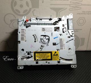 04 08 Mercedes W211 E CLS Navigation Comand CD  Single Disk Dr Assembly