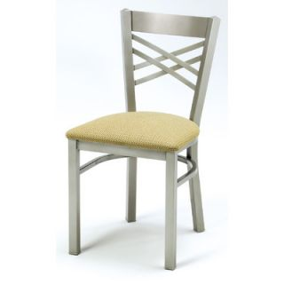 Grand Rapids Chair Melissa Anne Cross Back Side Chair