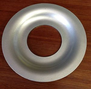 ASA JS1 Wheel Rim Center Cap Ring JS1 Silver 8B337 Missing Center Piece