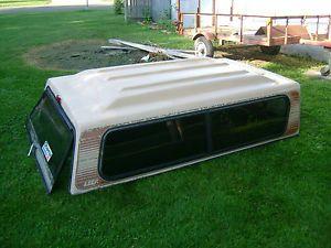 Leer Truck Topper Bed Cover Cap camper Shell