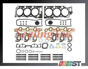 Toyota V6 3VZE Engine Cylinder Head Gasket Set w Bolts Kit 3VZ E Motor Parts