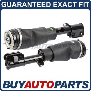 Remanufactured Front Right Air Shock Strut Spring Assembly for Range Rover