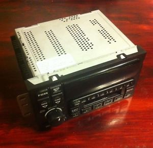2001 Dolby Delco Am FM Tuner Cassette Deck Player Car Stereo Radio 10321326