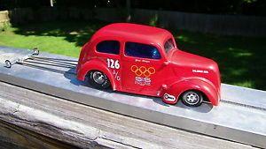 Anglia Gasser Drag Race Slot Car Pro Track Tires Nostalgia A G
