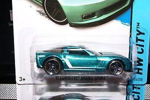 Hot Wheels 11 Corvette Grand Sport