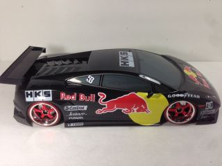 Custom Carbon Lamborghini Painted 1 10 RC Touring Car Body RC Drift Car Body