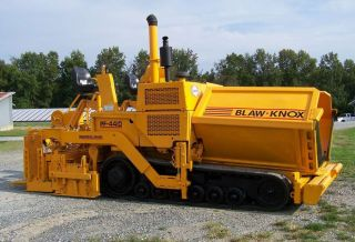 Blaw Knox PF4410 Parts Manual Volvo Paver Asphalt Paver Parts Manual