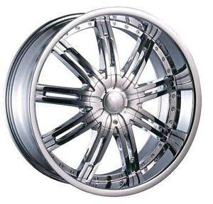 18 inch Velocity 800 Wheels Rims Tires Fittoyota Nissan Kia Mazda Chrysler Chevy