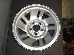 98 03 Ford Ranger Explorer 98 07 Mazda B Series 15x7 Steel Wheel Euro Silver