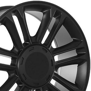 24 inch Cadillac Escalade Wheels