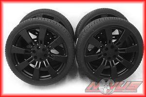 Cadillac Escalade Wheels Tires 22