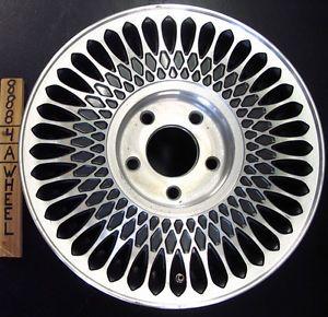 Cadillac Sedan DeVille Eldorado Seville Lace Mesh Wheel Rim 1989 1990 1991 1646