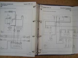 Original 1992 Fiat Tempra SW 4x4 4WD Four Wheel Drive Workshop Service Manual