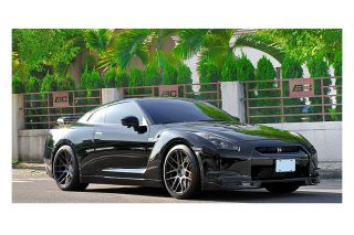 """20"""" Forged HB04 Two Piece Forged Concave Wheels Rims Fits Nissan GTR"""