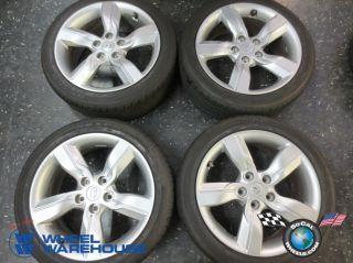Four 12 13 Hyundai Veloster Factory 17 Wheels Tires Rims 70812 52910 2V050