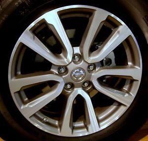 2013 Nissan Pathfinder Wheels Rims