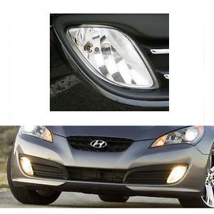 Genuine Parts Fog Light Lamp Set for Hyundai Genesis Coupe