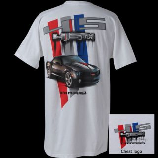 67 68 69 70 77 87 92 97 2002 2010 2011 2012 2013 Camaro 45th Anniversary T Shirt