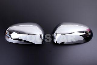 Jaguar x Type s Type XJ 8 Chrome Wing Mirror Covers