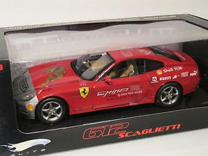 Hot Wheels Elite Series Ferrari 612 Scaglietti Asia Tour Red 1 18 China Limited