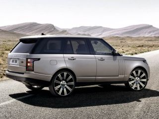 "New Range Rover Sport LR3 LR4 24"" inch Wheel and Tire Package Rims Supercharged"