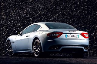 Perfect Factory Maserati Granturismo s Gran Turismo Black 20 in Wheels Tires