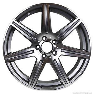 """19"""" Mercedes Benz Wheels Staggered Aggressive Sport AMG Style Rims for C Class"""