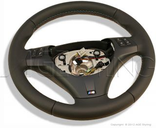 BMW M3 E90 E91 E92 E93E81 E82 E87 E88 M Tech M Sport Steering Wheel Brand New