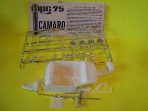 1 25 Scale Model Car Parts MPC 1975 Chevy Camaro Parts